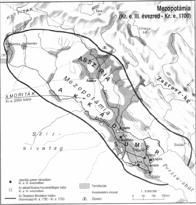 mezopotámia térkép templom mezopotámia térkép